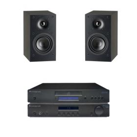 Cambridge Topaz CD10 + AM10 + Paradigm Atom Monitor