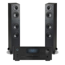 Rotel RCX-1500 + Paradigm Monitor 7