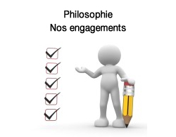 Philosophie - Nos engagements