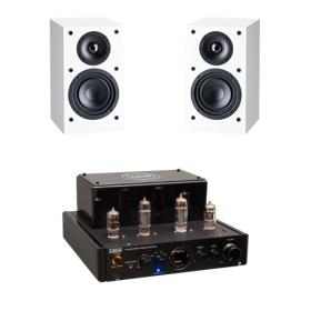 Taga Harmony HTA25B + Monitor Audio Bronze 1