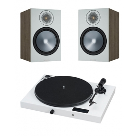 PROJECT JUKEBOX E + MONITOR AUDIO BRONZE 100
