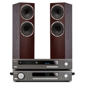 ARCAM CDS-50 + SA-20 + FYNE AUDIO F502