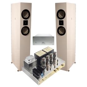 3D-LAB NANO PLAYER SIGNATURE V5 + JADIS I35 + EVEREST UBIK 215C V3