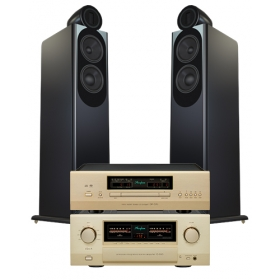 ACCUPHASE DP-570 + E-650 + JMR ORFEO JUBILE