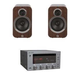 TAGA HARMONY HTR1000-CD V2 + Q-ACOUSTICS 3020i