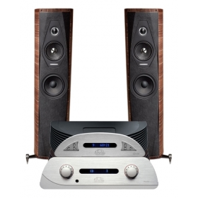 Atoll CD 400SE + IN 400SE + Sonus Faber Olympica II