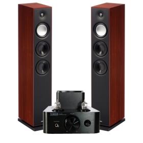 Taga Harmony HTA-700B SE V2 + Paradigm Monitor 9