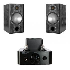 Taga Harmony HTA700B + Monitor Audio Bronze 2