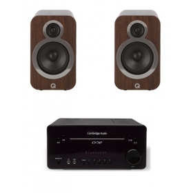 Cambridge One V2 + Q-Acoustics 3020i