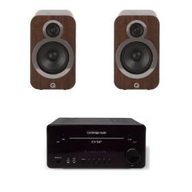 Cambridge One V2 + Q-Acoustics 3020i