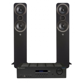 Cambridge Topaz SR20 + Q-Acoustics 3050i
