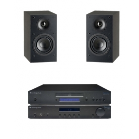 Cambridge Topaz CD10 + AM10 + Paradigm Atom Monitor