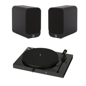 PROJECT JUKEBOX E + Q-ACOUSTICS Q3010i