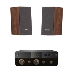 SUGDEN A21I SIGNATURE + NAIM CD5 SI + PMC TWENTY5 21
