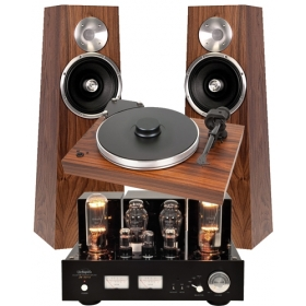 PRO-JECT XTENSION 9 EVO SUPERPACK + CLEARAUDIO BASIC PHONO V2 + LINE MAGNETIC LM-805 + ZU AUDIO SOUL SUPREME