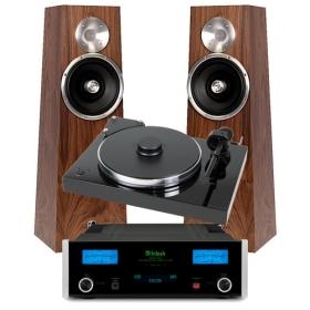 PRO-JECT XTENSION 9 SUPERPACK + MCINTOSH MA-5300 + ZU AUDIO SOUL SUPREME
