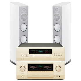 ACCUPHASE DP-560 + E-650 + PARADIGM PERSONA 3F