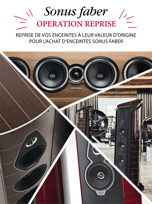 Operation Reprise Sonus Faber