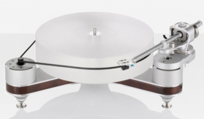 Clearaudio Innovation Compact : une platine d'exception !