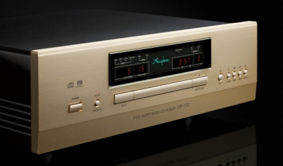 Accuphase DP-570 et E-280